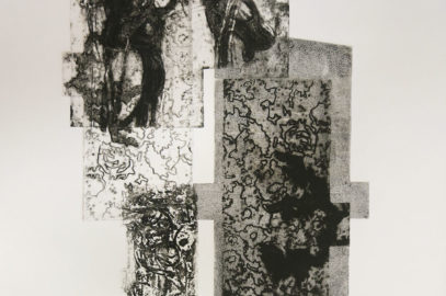 where printmaking and collage meet
